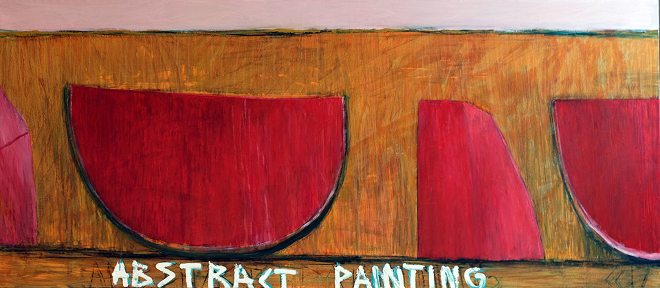 01 Abstract painting 90x205 cm oil on canvas 2017 - Copy